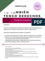 ORIENTACIÓN EDUCATIVA SEGUNDO SEMESTRE