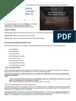 A Aplicação Dos Inquéritos Policiais e Das Ações Penais