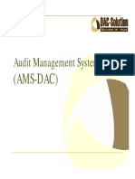 AMSDAC Specification and Features