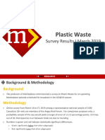 Marketplace Plastic Waste March 2019