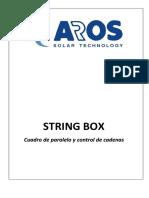 0mna173a55 e 03 (Manuale String Box Spagnolo Aros)