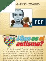 TRASTORNO DEL ESPECTRO AUTISTA.ppt