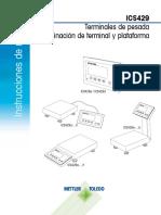 Instrucciones Ics429