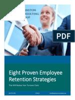 Employee Retention Self Audit Checklist