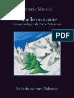 L'Anello Mancante - Antonio Manzini