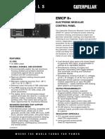 Sheet EMCP II+