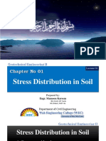 Chapter 1 - Stress Distribution in Soil