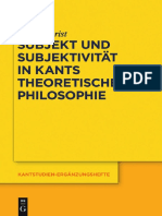 Zobrist, Marc - Subjekt und Subjektivität in Kants theoretischer Philosophie.pdf