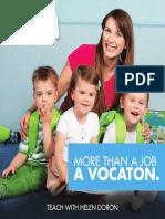 Teachers Brochure