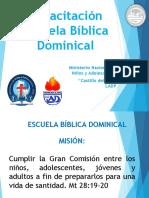 Escuela Dominical[1]Lima Sur