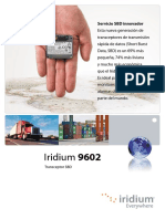 BR Iridium 9602 Brochure SPA (NOV10)
