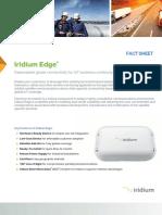 FS Iridium Edge Fact Sheet ENG FEB18