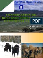 Conservación de Recursos Forrajeros en Época de Verano