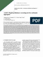 RILEM Recommended Test Method AAR-5