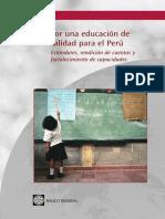 025. Por una educación de calidad para el Perú. Estándares, rendición de cuentas y fortalecimiento de capacidades.pdf