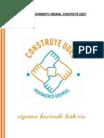 Programa Lista C - Construye UdeC 2019