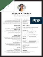 Gilmer Resume 2018