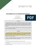 6-2005-CARACTERÍSTICAS DE LAS OPERANTES RELACIONALES (Hayes-Quiñones)