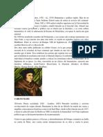 Biografia de Tomas Moro