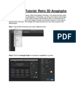 photoshop tutorial for project      1
