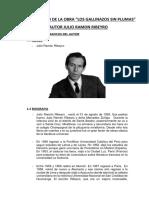 ANALISIS LITERARIO DE LA OBRA LOS GALLINAZOS SIN PLUMAS.docx
