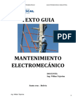 MANTENIMIENTO ELECTROMECÁNICO.pdf