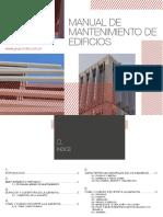 Manual de Mantenimiento de Edificios