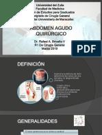 Abdomen Agudo Quirurgico-1
