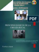 Principios Básicos de La Cirugía Bucal