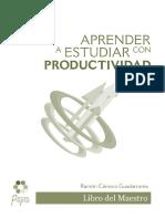 Aprender a estudiar con productividad.pdf