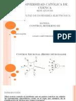 (T1) LOZADO (INVESTIGACION Y SUSTENTACION (CONTROL NEURONAL)-CONTROL MODERNO III).pptx