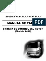 CManual de taller para Izuzu ELF 300