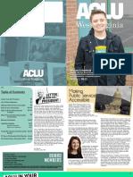2019 ACLU-WV Magazine