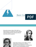 Dc Circuits - Basic Concepts