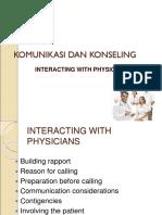 2. 20101004 KK - Interaksi Dg Dokterl