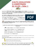 Grille Auto Evaluation a 1 a 2