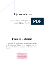 Flujo en tuberias