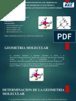 Geometria Molecular - Estructura Cristalina
