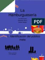 Exposición La Hamburguesería