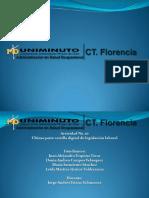 Actividad 10 Ultimo Adelanto Cartilla Digital Legislación Laboral UNIMINUTO CT. Florencia Caquetá