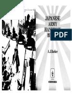 Ian Allan - A.J. Barker - Japanese Army Handbook