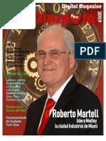 La Diaspora Digital  Magazine Spring. 2019