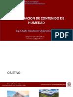 p02-Determinacion de Contenido de Humedad
