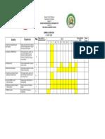 DRRM Plan sample