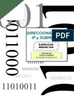 Direccionamiento Ip y Subredes Ejercicios Resueltos