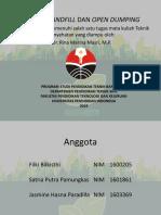 Sanitary Landfill dan Open Dumping Kelompok 9.pptx