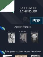 La Lista de Schindler - Core III
