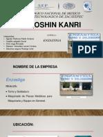 Hoshin Kanri Equipo
