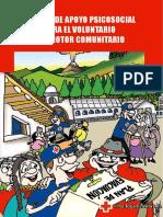 manual de Apoyo Psicosocial Para El Voluntario Promotor Comunitario