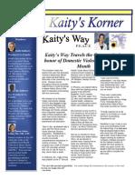 Kaity's Korner November 10